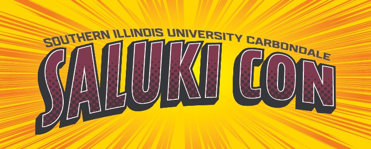 SalukiCon IV January 16-17, 2021 SIU Carbondale CANCELED